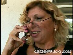 Blarney Sucking Grandma
