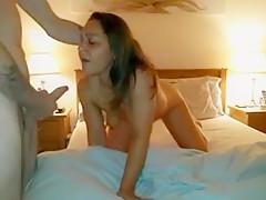 Adult bungling has trig gradual pussy