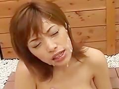 Japanese Unskilled Adventures Merging Cumshots